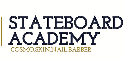 Georgia State Board of Cosmetology State Board Exam Prep-Kit Included