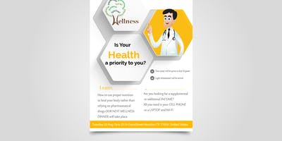 Is your health a priority to you?  Learn how to use proper nutrition to hea