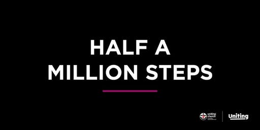 Half a Million Steps