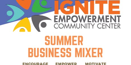 Ignite Empowerment Business Mixer tickets