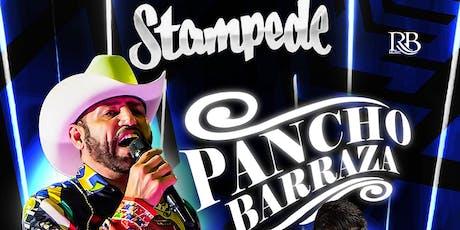 Pancho Barraza tickets
