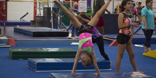 Free Gymnastics & Tumbling at BGC Open House