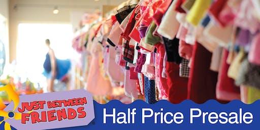 """Half Price Presale Ticket   Fall/Winter 2019 JBF San Antonio NW"