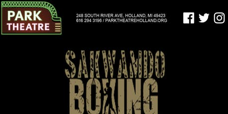 Sakwamdo Boxing Club Fundraiser @ Park Theatre tickets