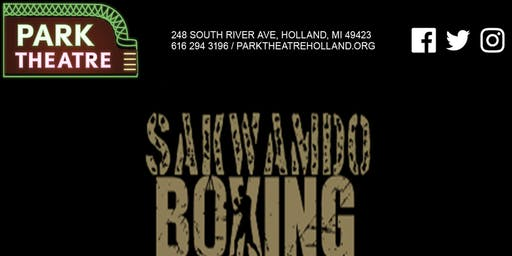 Sakwamdo Boxing Club Fundraiser @ Park Theatre