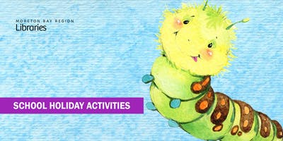 Caterpillar Cookie Decorating (6-11yrs) - Burpengary Library