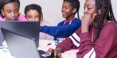 Black Girls CODE Los Angeles Chapter Presents: Game Jam Workshop! tickets
