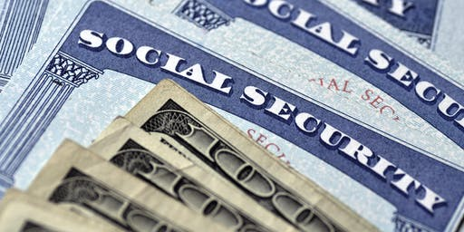 SOCIAL SECURITY CLAIMING & TAX STRATEGIES CLASS- August 20th 2019