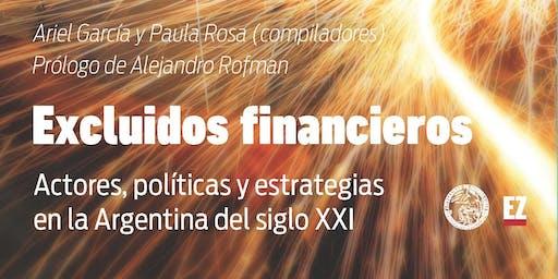 Presentación del libro Excluidos financieros
