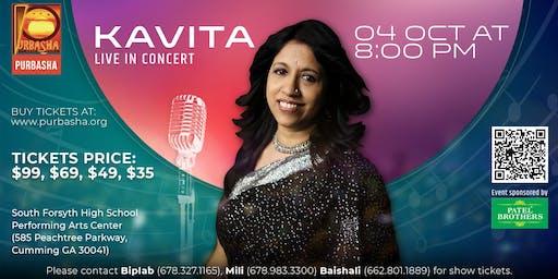 Kavita Krishnamurthy Live in Concert Atlanta