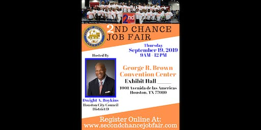 2nd Chance Job Fair