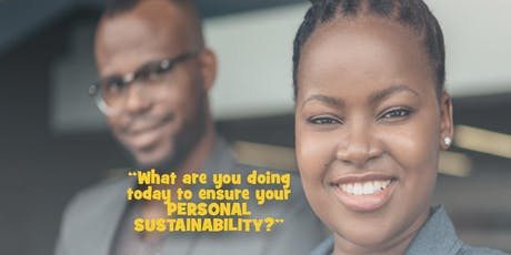 Personal Sustainability for the modern Professional - NABA/Bank of the West tickets
