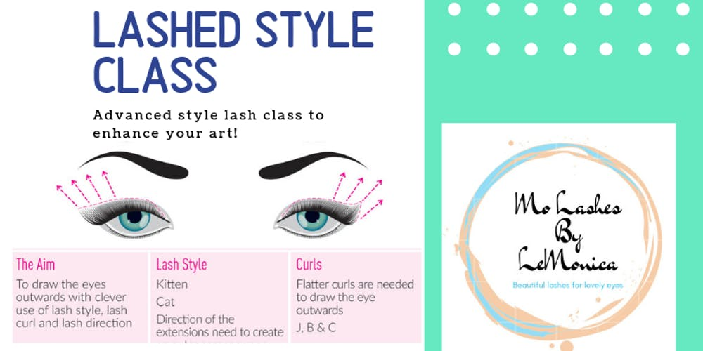 Miami Lashed Style Class