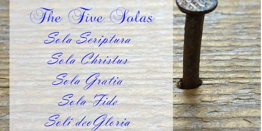 Sermons on Solas