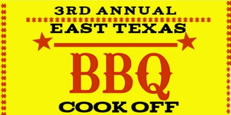 East Texas BBQ Cook Off  tickets