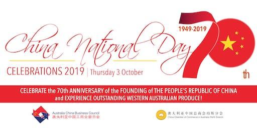 ACBC WA & CCCA China National Day Celebrations