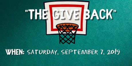 THE GIVE BACK tickets