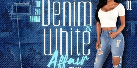 Denim & White Affair 2019 Labor Day Weekend Edition tickets