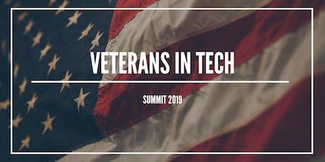 Veterans in Tech Summit tickets