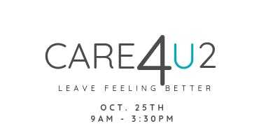 CARE4U2 - a self-care conference for helping professionals.