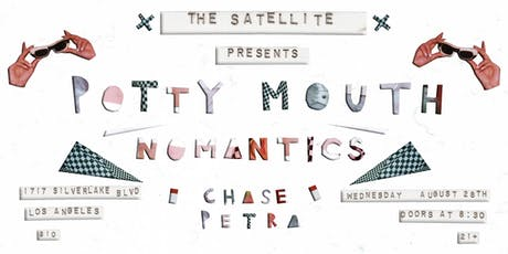 Potty Mouth with Nomantics (EP Release) & Chase Petra tickets