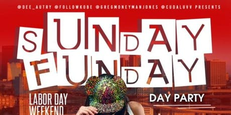 Sunday Funday Labor Day weekend day party at QC SOCIAL tickets