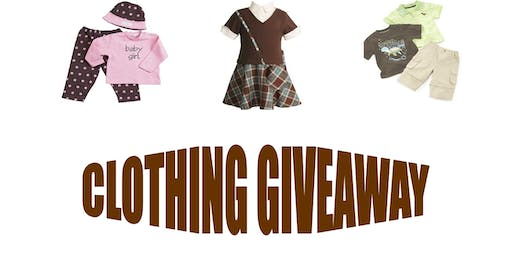 Clothing Giveaway