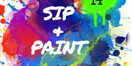 OLD SKOOL SIP AND PAINT tickets