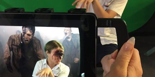 Spooktacular Halloween SFX & VFX workshops @ Activate HQ!