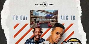 Show Time Friday's @ Hudson Terrace