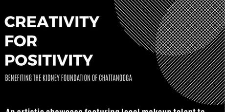 Creativity for Positivity tickets