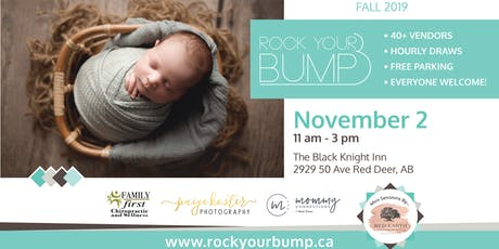 Rock Your Bump, Fabulous Fall 2019! tickets