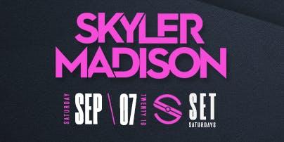 Skyler Madison