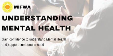 Understanding Mental Health - Rockingham tickets