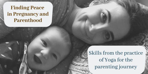Finding Peace in Pregnancy and Parenthood