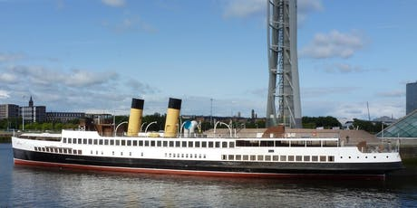TS Queen Mary Tour Weekend - 24th & 25th August 2019 tickets