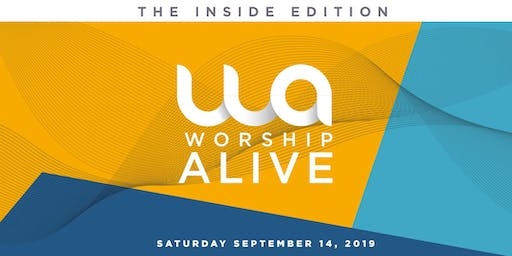 Worship Alive - The Inside Edition