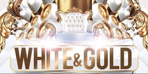 White & Gold Extravaganza