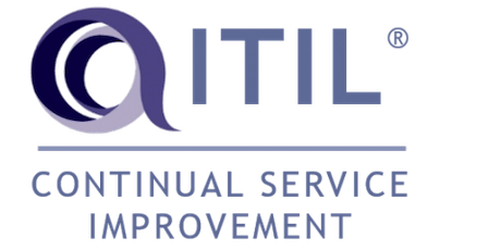 ITIL – Continual Service Improvement (CSI) 3 Days Training in Edmonton tickets