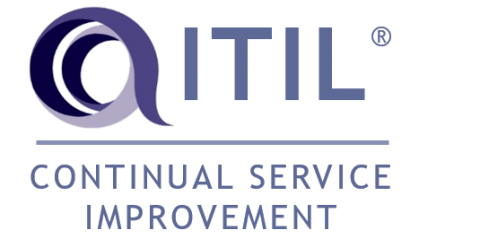 ITIL – Continual Service Improvement (CSI) 3 Days Training in Halifax