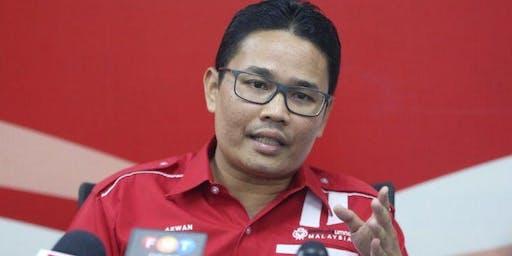 Senator Khairul Azwan Harun - challenges and opportunities facing UMNO in opposition