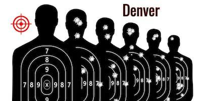 BOGO Colorado Conceal Carry Class Denver 10/12 1pm