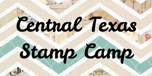 Central Texas Stamp Camp-- Holiday Themed