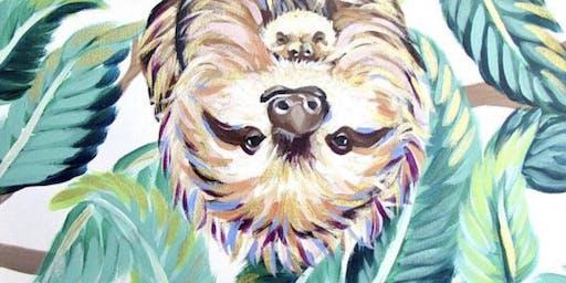 Simply Slothin'