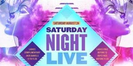 Saturday Night Live @ 760 Rooftop tickets