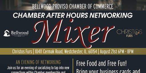 """Chamber Business After Hours """"Mixer!"""""""