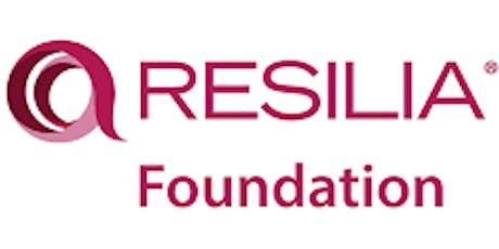 RESILIA Foundation 3 Days Virtual Live Training in Perth tickets