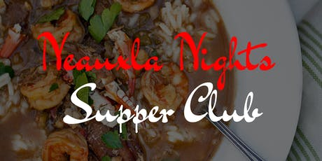 Neauxla Nights Supper Club by Creole for the Soul tickets