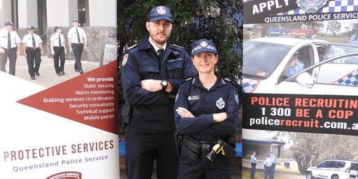 QPS Police & Protective Services Recruiting - Ekka 9-18 August 2019