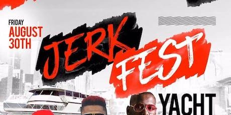 Labor Day Weekend Majah Hype Jerk Fest Yacht Party tickets